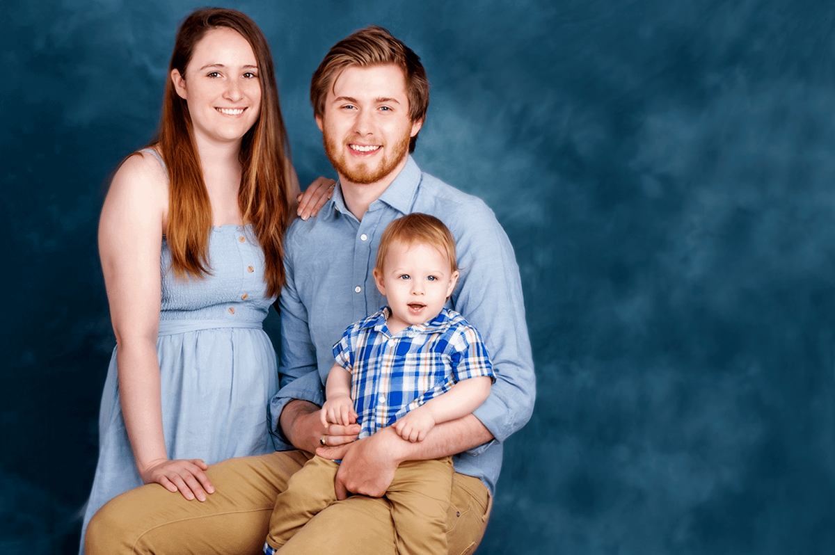 Family portraits by Moments in Time Photography Studio Bedford | Halifax