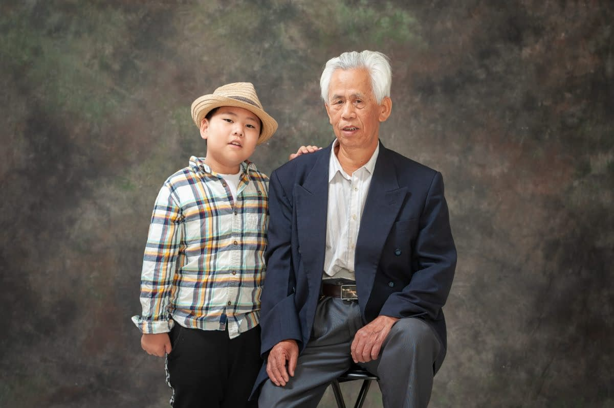 Halifax photographer children and family portraits at Moments in Time Photography Studio